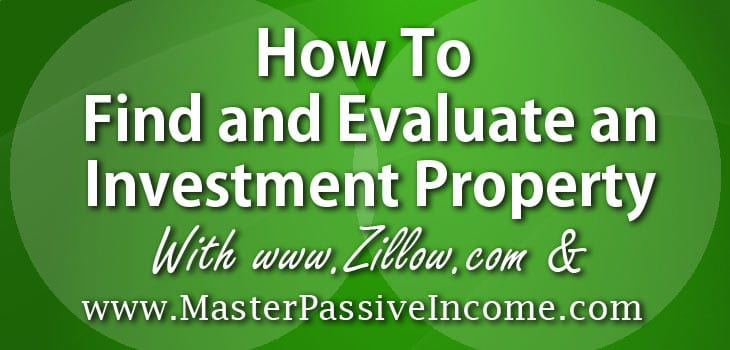 How To Find and Evaluate Zillow Rentals and the Investment Property Calculator