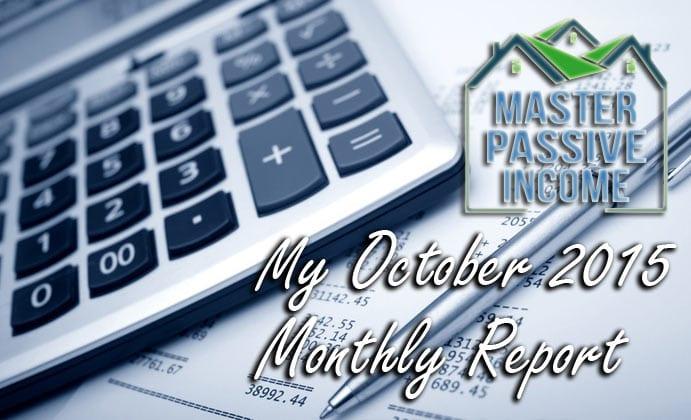October 2015 Report
