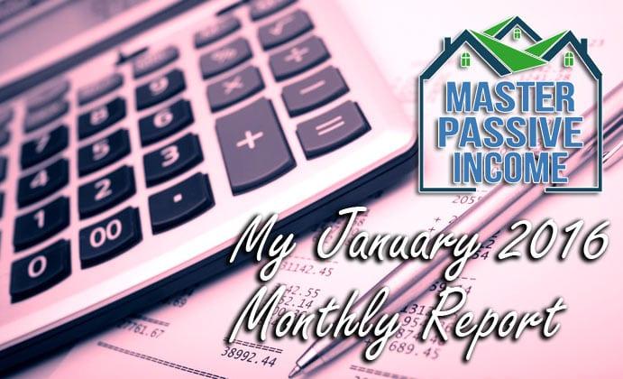 Jan Monthly Report