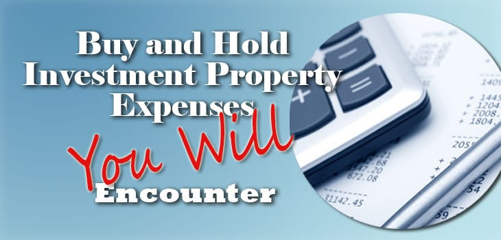 investment property expenses