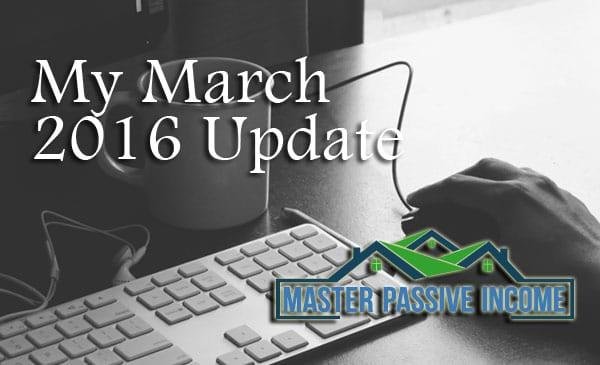 March Update 2016