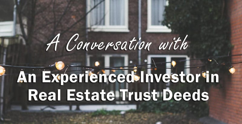 real estate Trust Deed