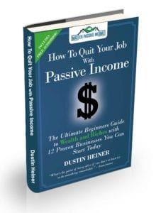 How to quit your job with passive income