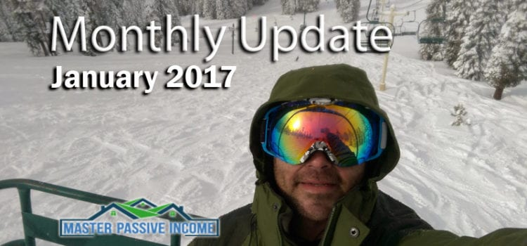 My January 2017 Monthly Update