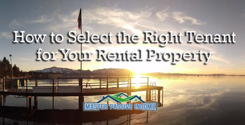 select the right tenant