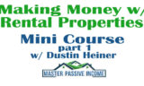 How to Make Money in Real Estate Rental Properties Investing Video Course