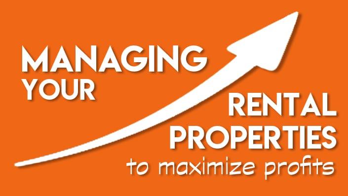 Managing Your Rental Properties