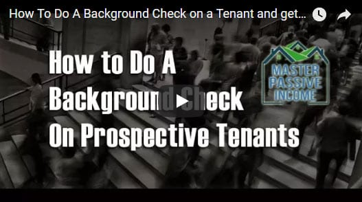 Video: How to Do A Background Check On A Prospective Tenant