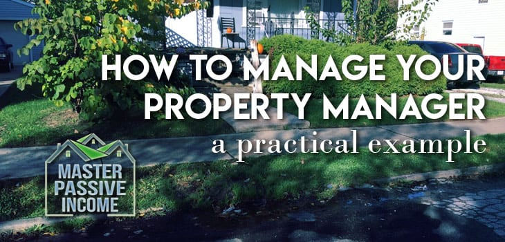 manage your property manager