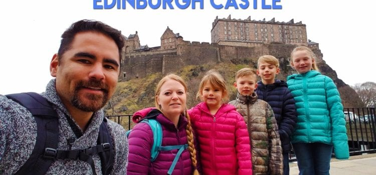 Week 2 Scotland… FREEDOM!!! | 6 Weeks Vacation in Europe