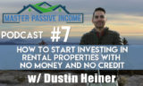 Getting Into Real Estate Investing in Rental Properties with No Money