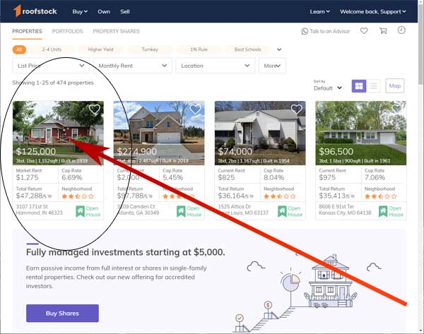 Roofstock Review Master Passive Income