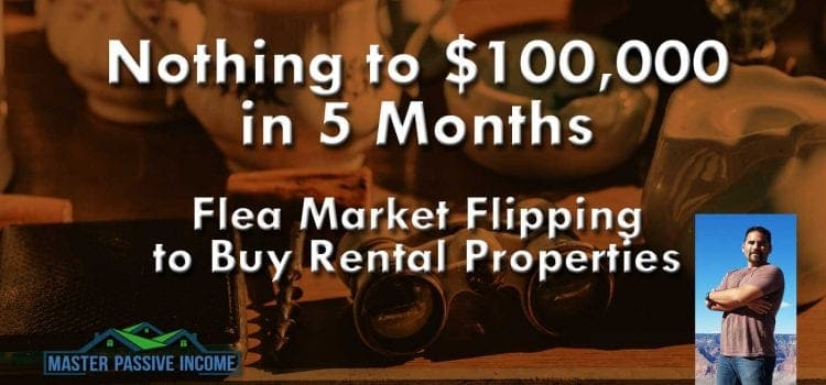 How to Invest in Real Estate with No Money | Nothing to $100,000 in 5 Months