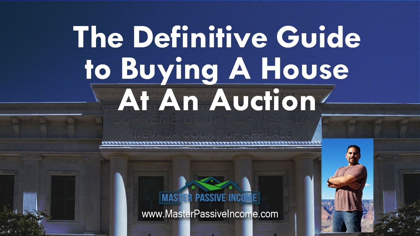 Buying a House At Auction