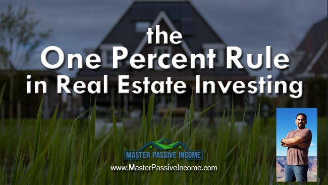1% rule and 2% rule in real estate investing