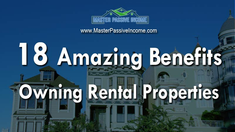 owning rental property benefits