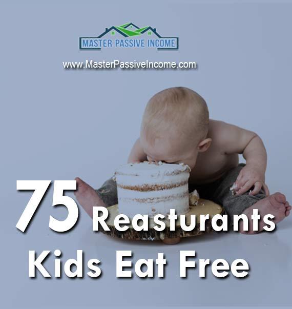 kids eat free master passive income