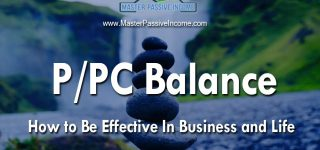 P/PC Balance | How To Be Effective In All Areas of Life