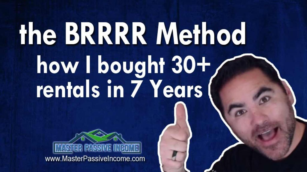 BRRRR Method Real Estate Investing