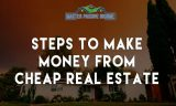 How to Make Money With Cheap Real Estate Rental Properties In Bad Neighborhoods