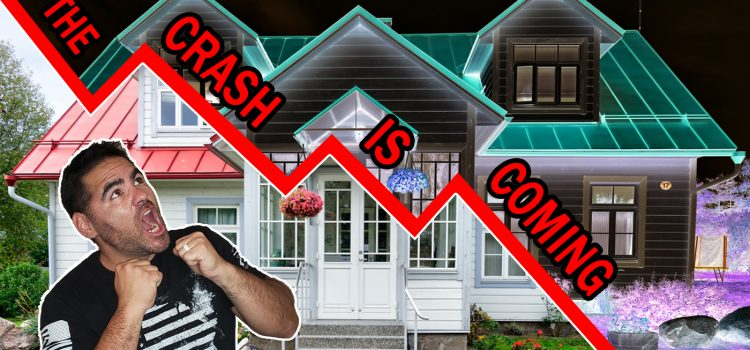 How To Prepare for the Housing Market Crash Coming Soon