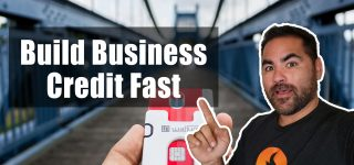 How to Get Business Credit with BAD Personal Credit