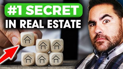 The Secret to Investing in Real Estate